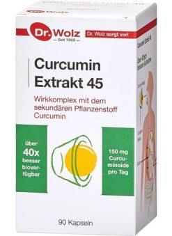 Curcumin-Extrakt-45